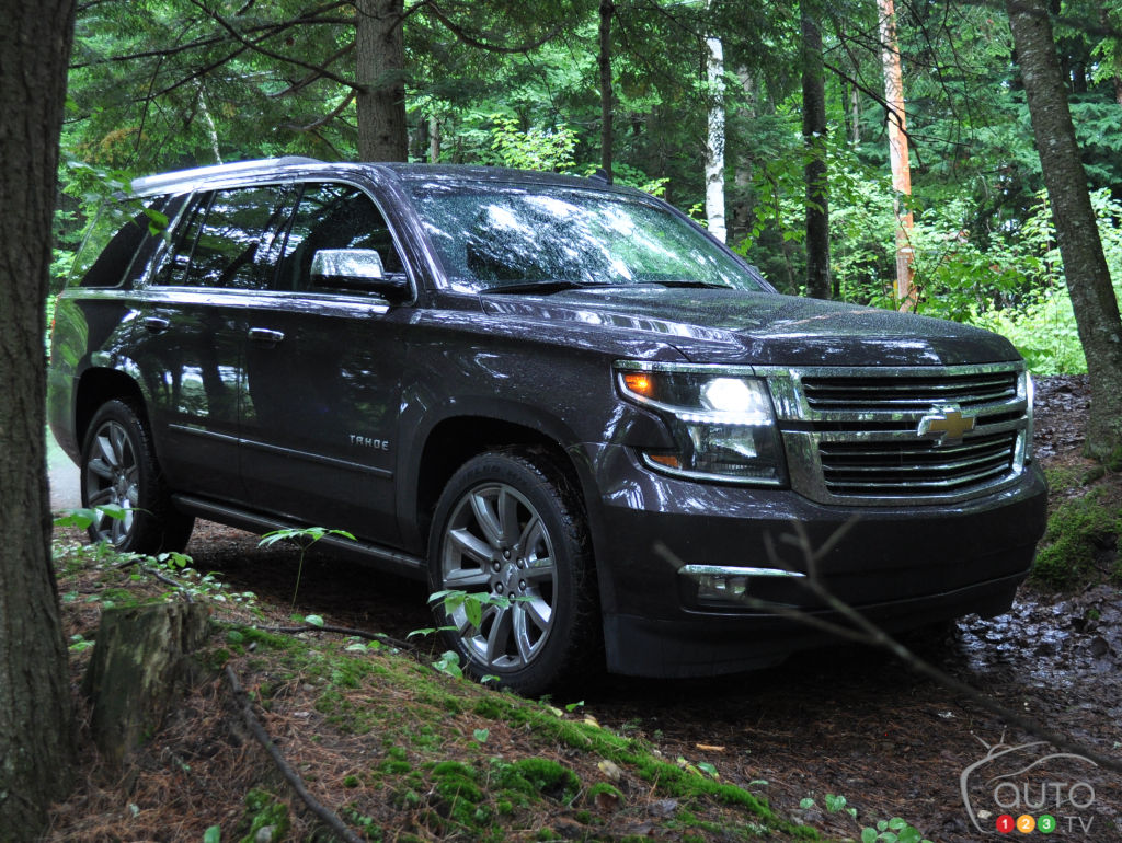 Used 2014 Chevrolet Tahoe Review Ratings Edmunds Autos Post