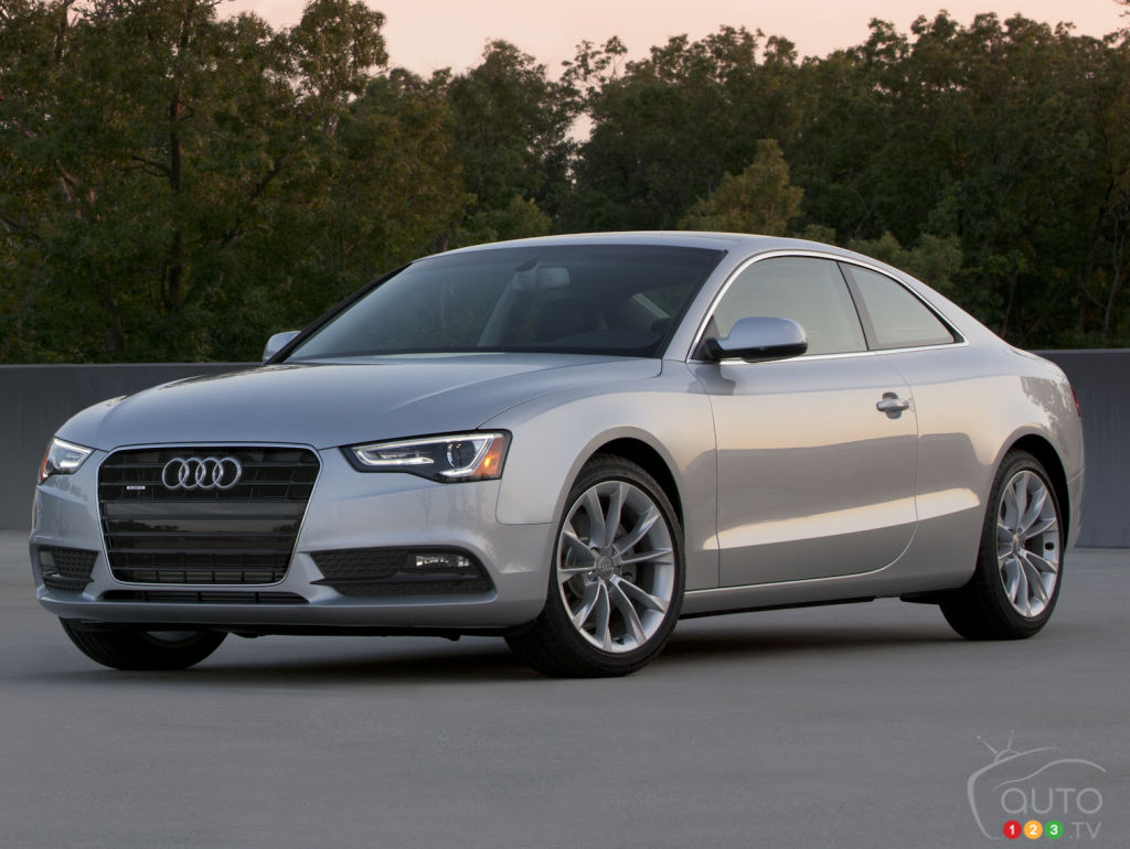 2015 audi a5 preview car news auto123. Black Bedroom Furniture Sets. Home Design Ideas