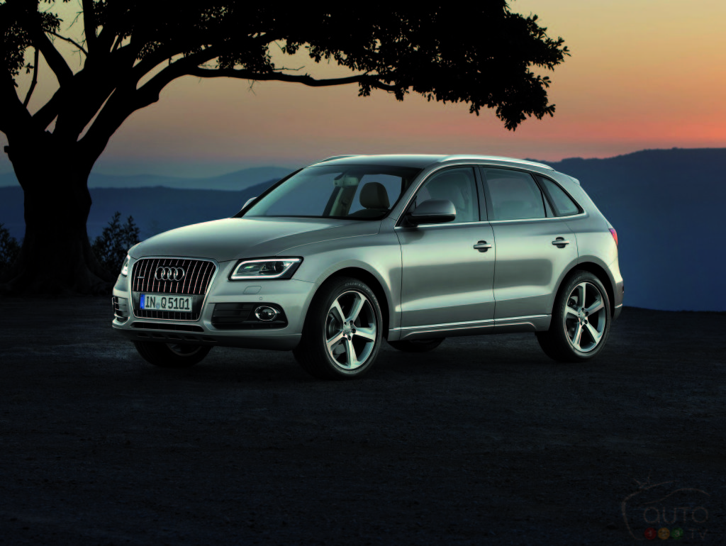 2015 audi q5 preview car news auto123. Black Bedroom Furniture Sets. Home Design Ideas