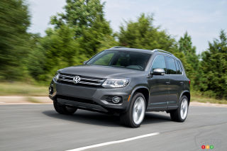 2015 Volkswagen Tiguan Preview