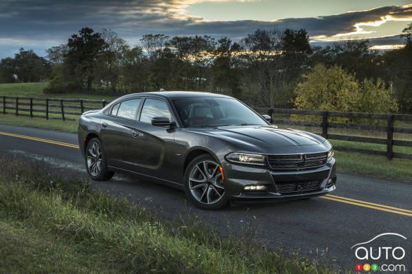 Dodge Charger SE TI 2015 : premières impressions