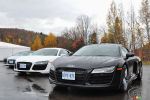 2015 Audi R8 Track Test with Audis Sportscar Experience