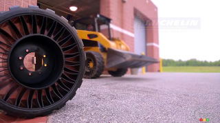 Michelin Tweel airless radial tire to begin production (videos)