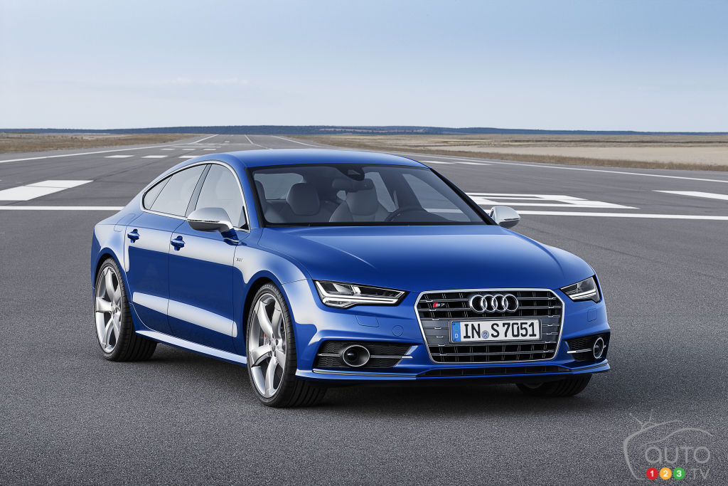 2015 Audi S7 Preview