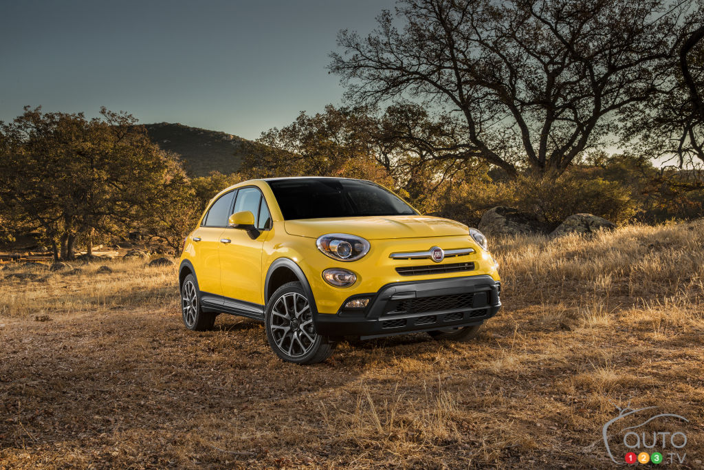 Los Angeles 2014: Fiat 500X is here