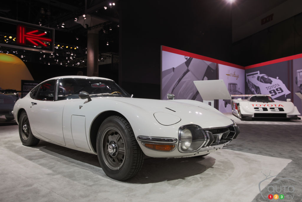 Toyota: When in doubt, bring a 2000GT
