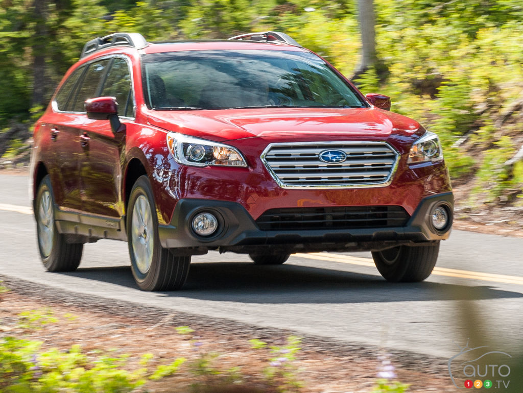 2015 subaru outback 3 6r limited review editor 39 s review auto123. Black Bedroom Furniture Sets. Home Design Ideas