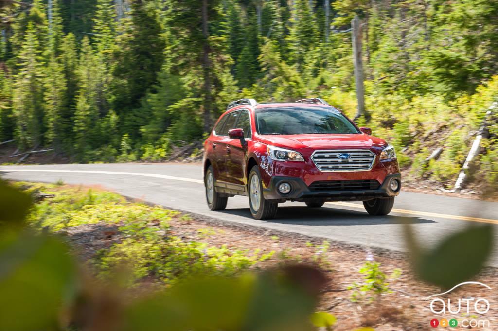 Subaru Outback 3.6R Limited 2015 : essai routier