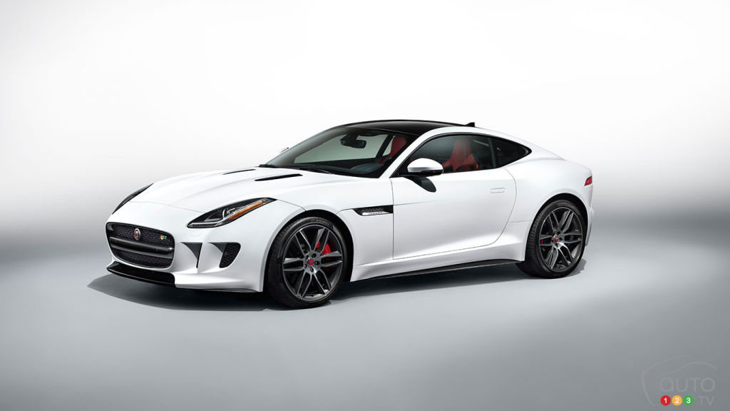 Recall on 2014-2015 Jaguar F-Type