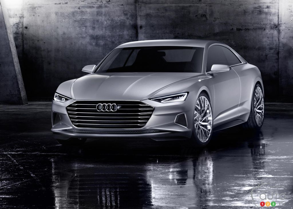 Los Angeles 2014: Audi introduces prologue concept