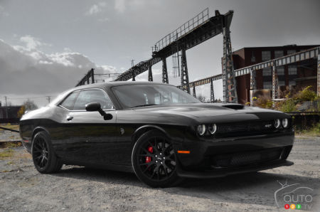 2015 Dodge Challenger Srt Hellcat Review Editor S Review