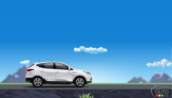 Hyundai Tucson FCEV to become first fuel cell vehicle available in Canada