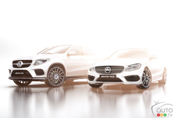 Mercedes-Benz to launch AMG Sport lineup in Detroit