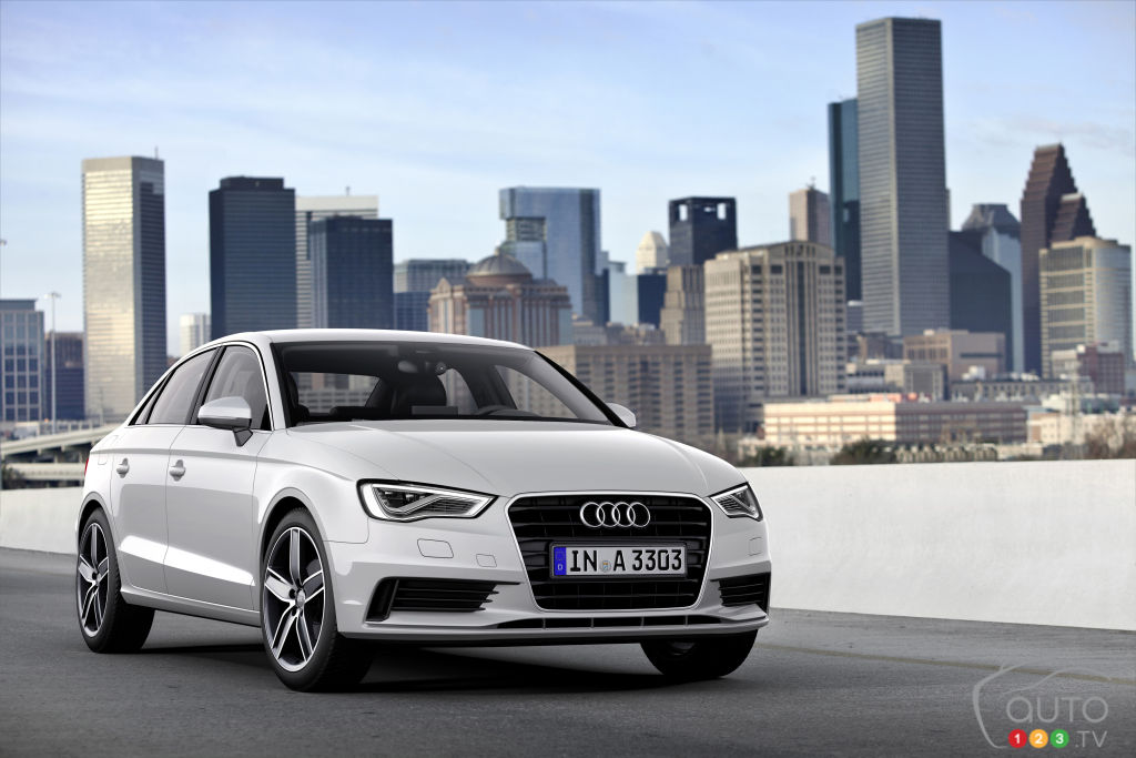 Audi A3 2.0 TFSI quattro 2015 : essai routier