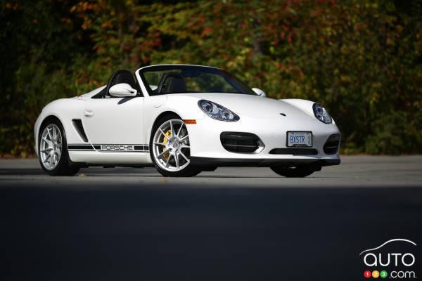 2011 Porsche Boxster Spyder CPO Review