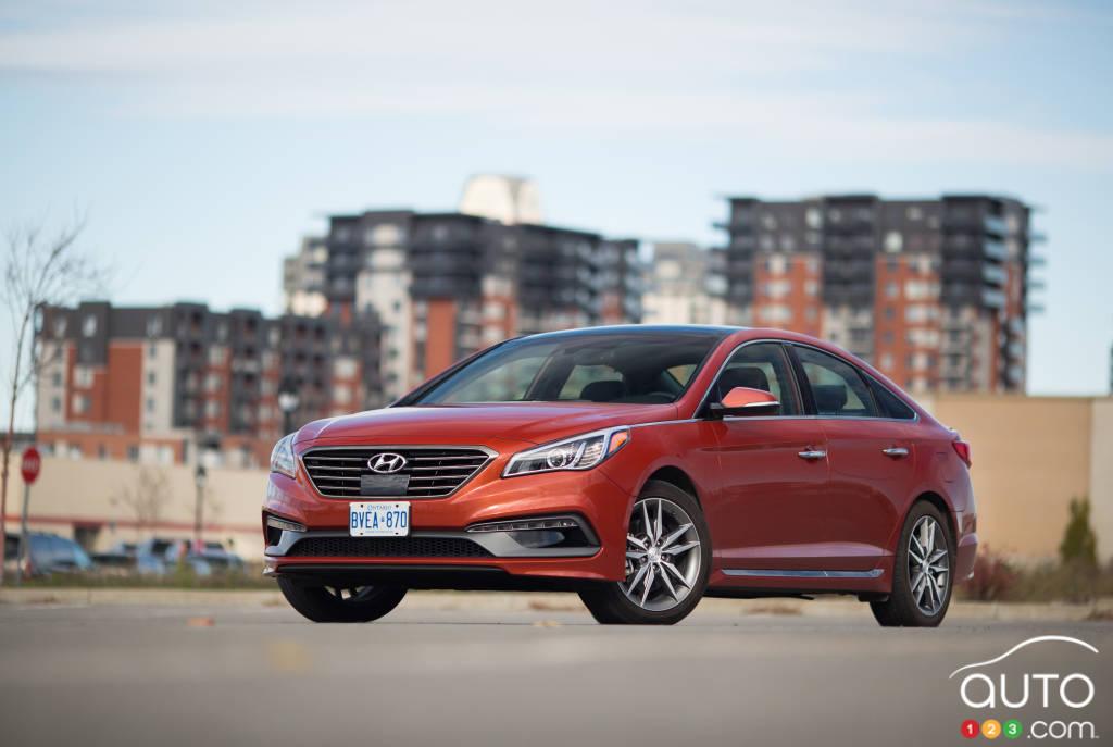 2015 Hyundai Sonata Ultimate 2.0T Review