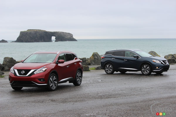 2015 Nissan Murano First Impression