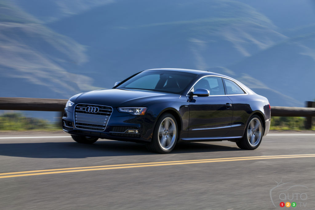 2015 Audi S5 Coupe Cabriolet Preview Industry Auto123