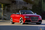 2015 Audi RS5 Coupe/Cabriolet Preview