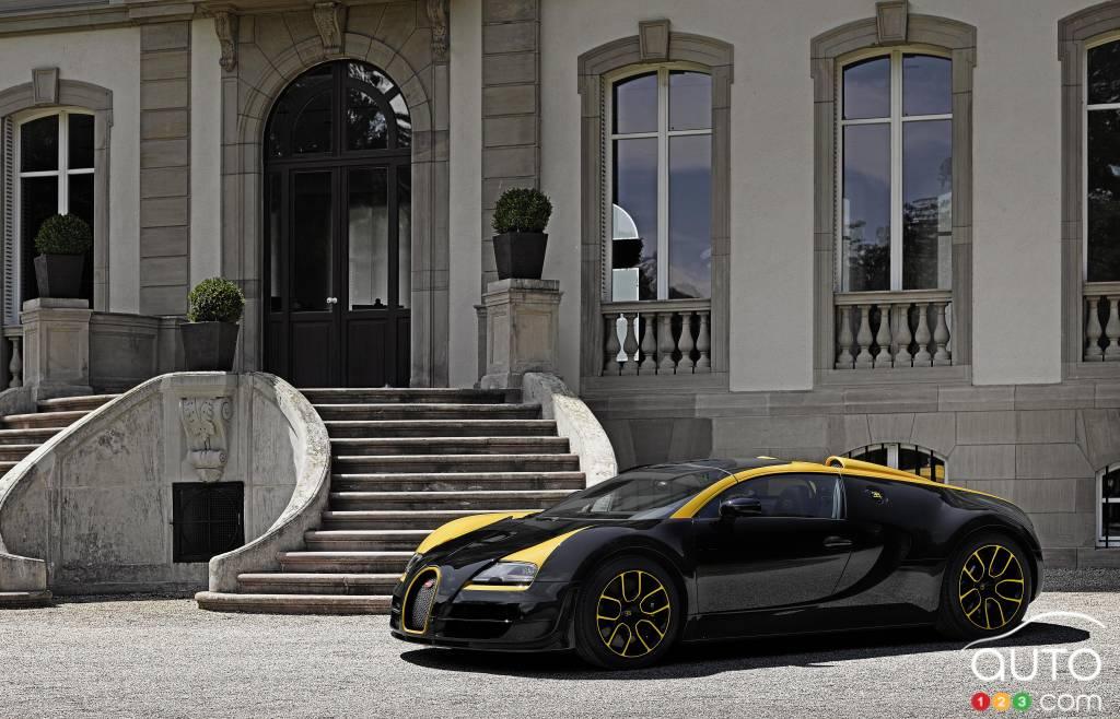 2015 Bugatti Veyron Preview