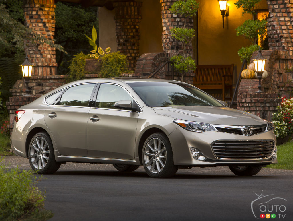 2015 toyota avalon preview car news auto123. Black Bedroom Furniture Sets. Home Design Ideas