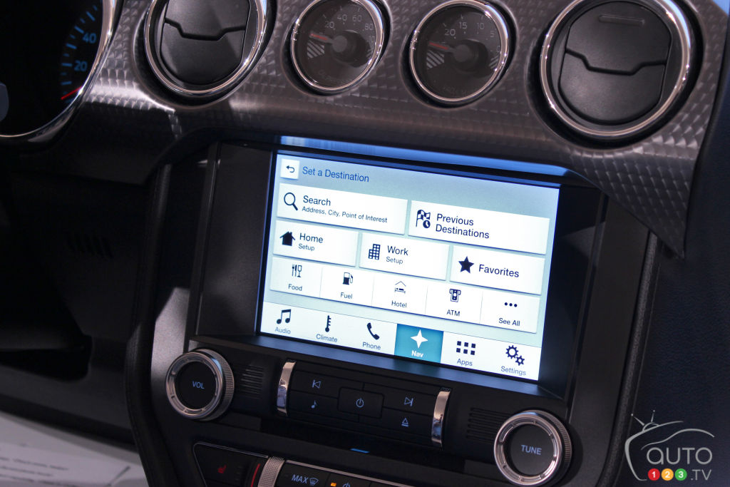 Ford's SYNC 3 debuts at Blue Oval's home