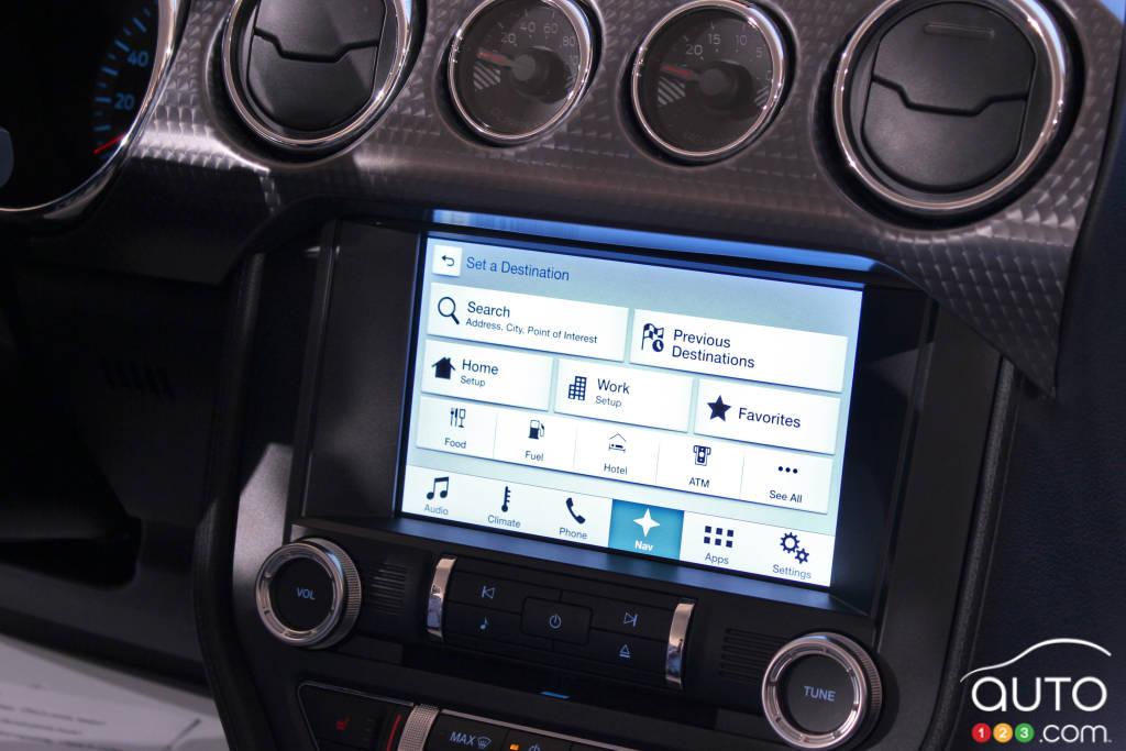 Ford donne un aperçu de SYNC 3
