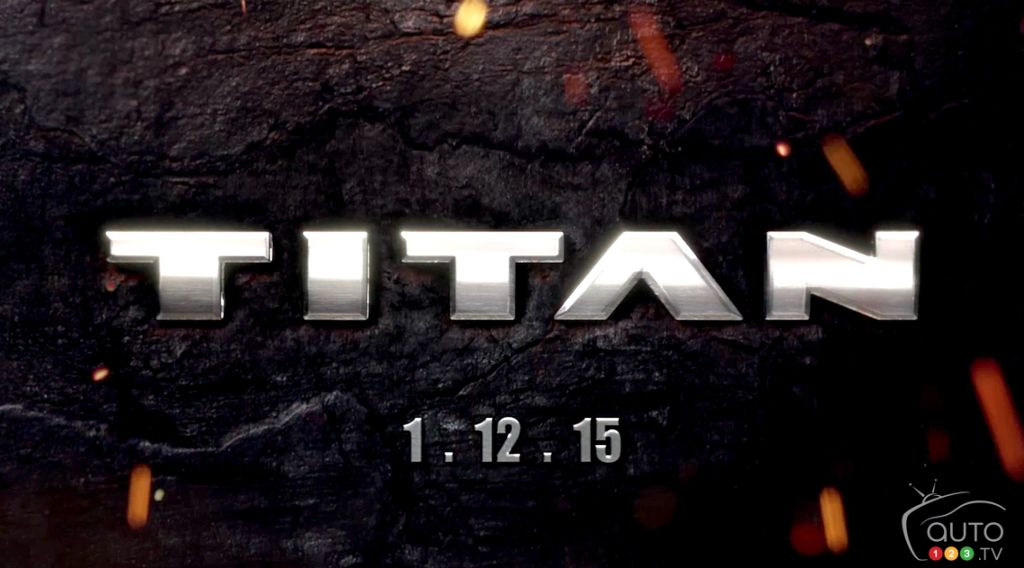 F-150 beware? All-new Nissan Titan on the way (video)