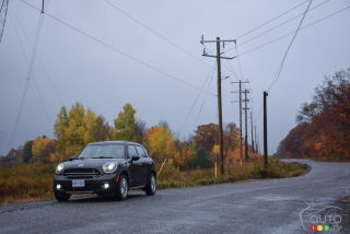 MINI Cooper S Countryman ALL4 2015 : essai routier