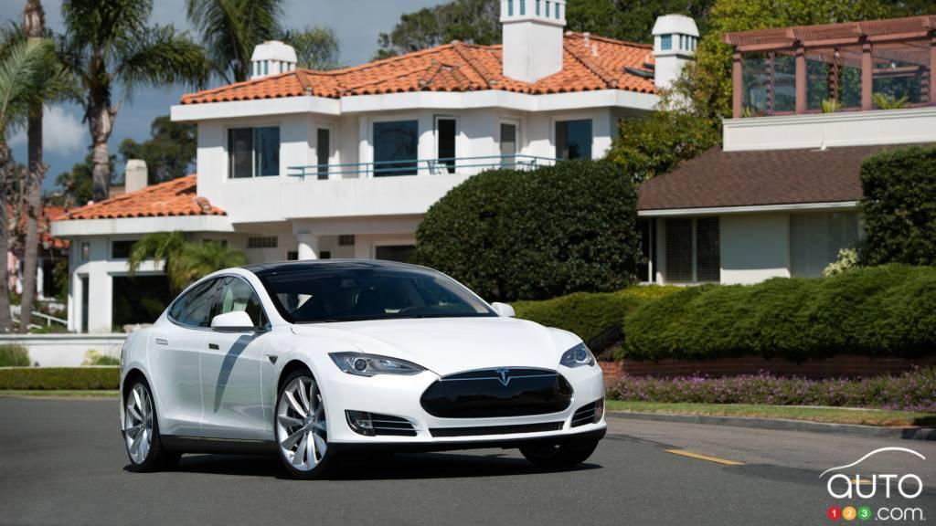 Le fin fond de l'histoire sur BMW et Tesla