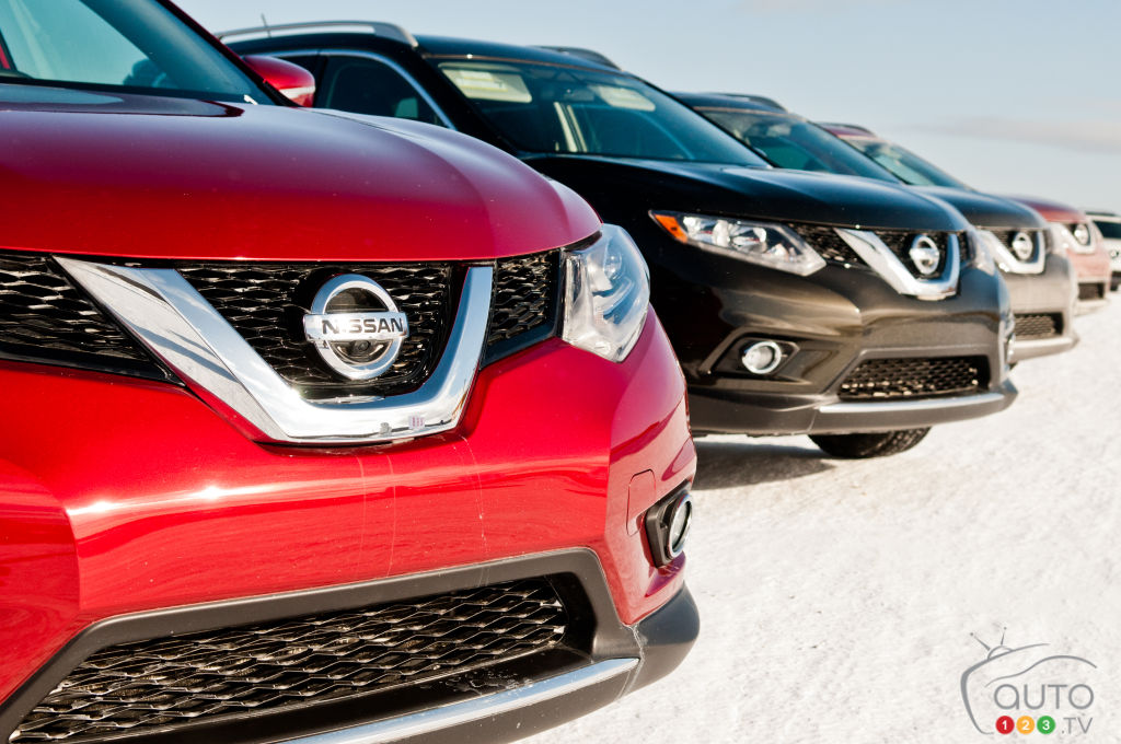 2014 Nissan Rogue Review (+video)