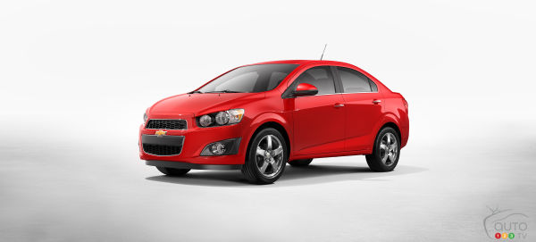 2014 Chevrolet Sonic Preview