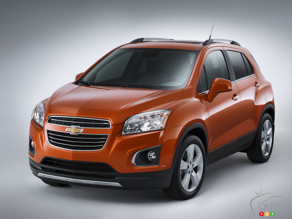 Chevy Suv Models >> 2014 Chevrolet Trax Preview Car News | Auto123