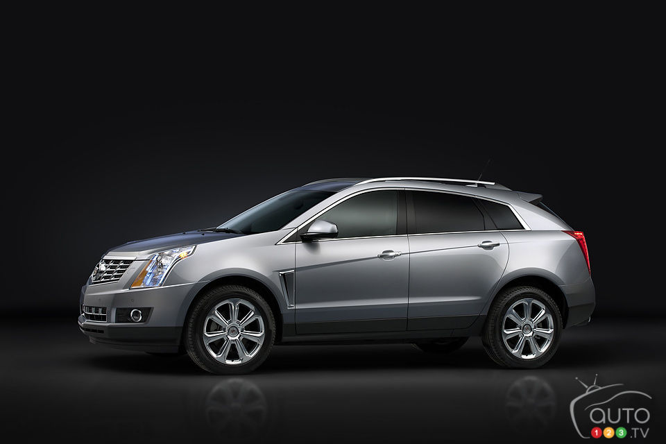 2014 Cadillac Srx Review Editor S Review Car Reviews Auto123
