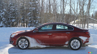 2014 Buick Regal Turbo AWD Review