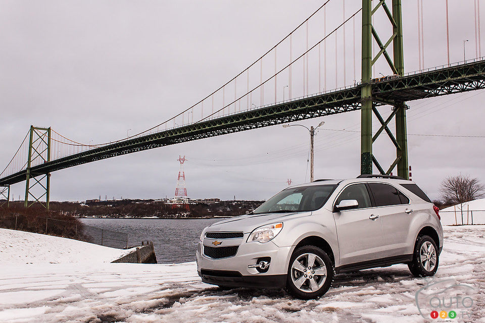 2014 Chevrolet Equinox Review Editor's Review | Car Reviews