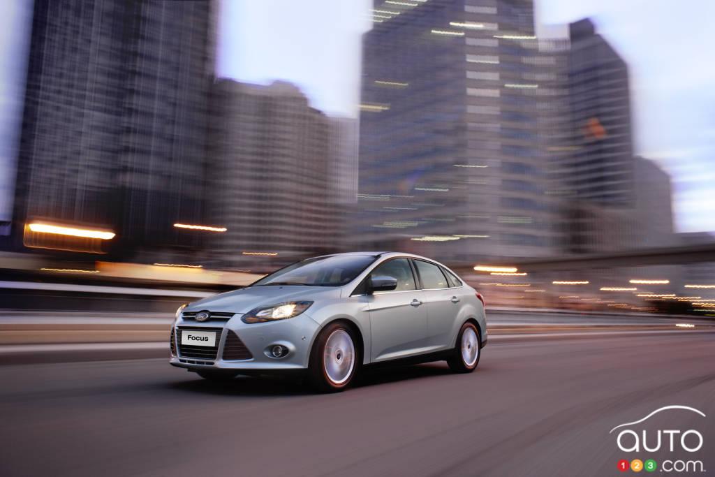 2014 Ford Focus Titanium Review Editor S Review Car