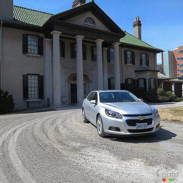 Chevrolet Malibu 2014 For Sale: 2014 Chevrolet Malibu