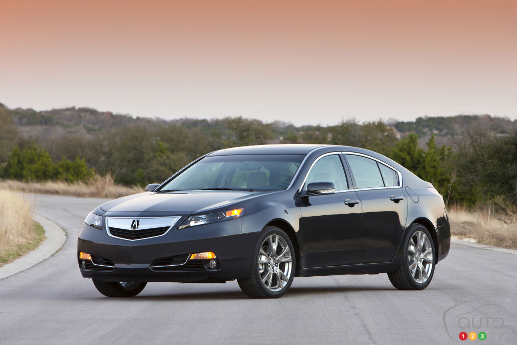 Acura Tl Sh Awd >> 2014 Acura TL SH-AWD Elite Review Editor's Review | Car ...