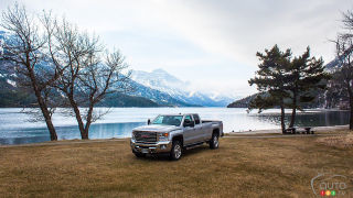 2015 GMC Sierra HD First Impressions