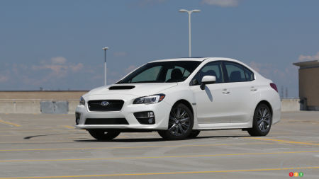 2015 subaru reviews from industry experts | auto123