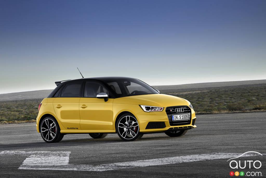 Audi S1 2014 : essai routier