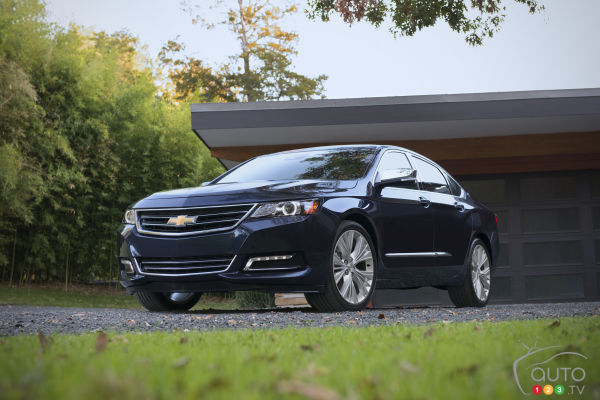 2015 Chevrolet Impala Preview
