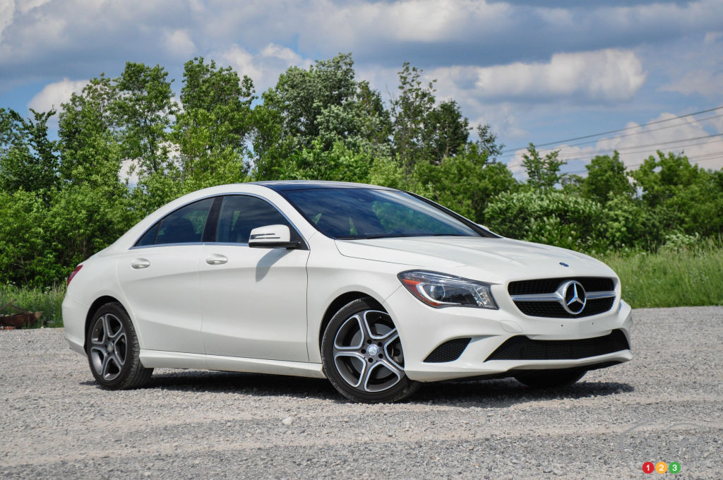 2014 mercedes cla 250 review editor 39 s review car reviews
