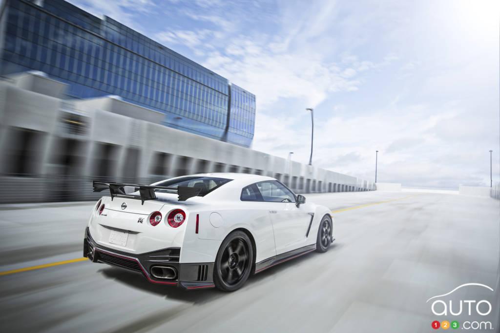 2015 Nissan GT-R Nismo First Impression