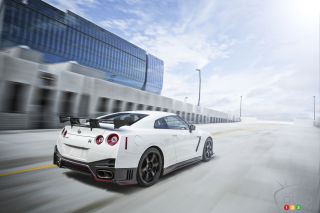 2015 Nissan GT-R Nismo First Impression