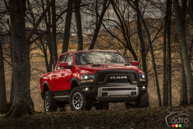 Detroit 2015: Ram 1500 Rebel to rival Ford's F-150 Raptor