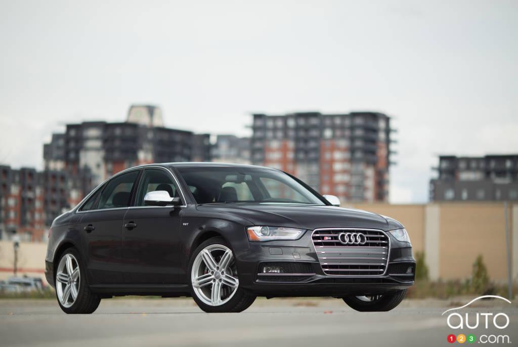 Audi S4 2015 : essai routier