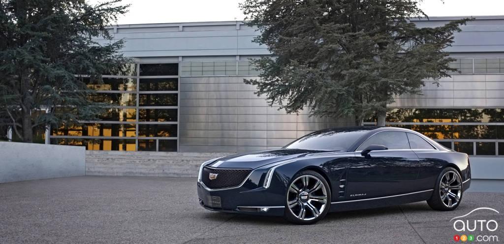Montreal 2015: Cadillac Elmiraj Concept debuts in Canada