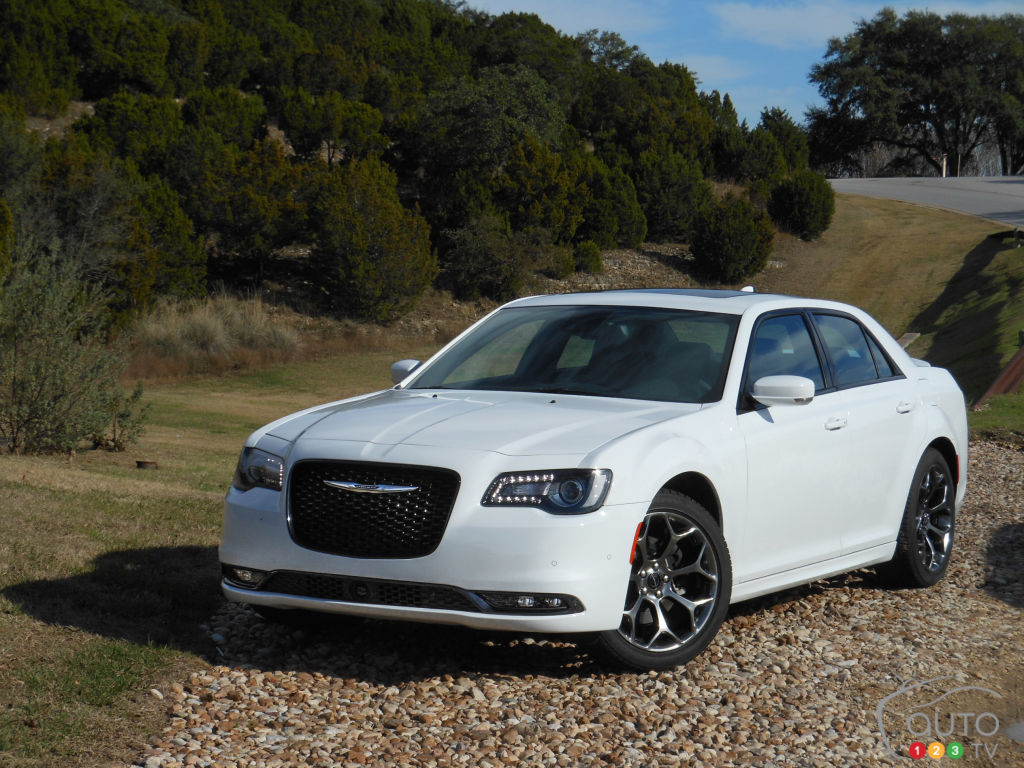 Chrysler 300 2015 : premières impressions